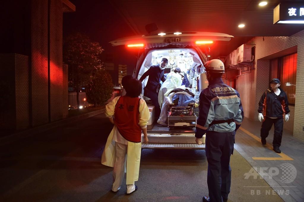 熊本地震、死者少なくとも7人に