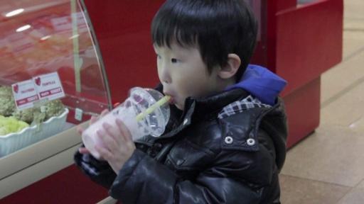 動画:「酸素カクテル」を飲む住民も、モンゴル首都の強烈な大気汚染