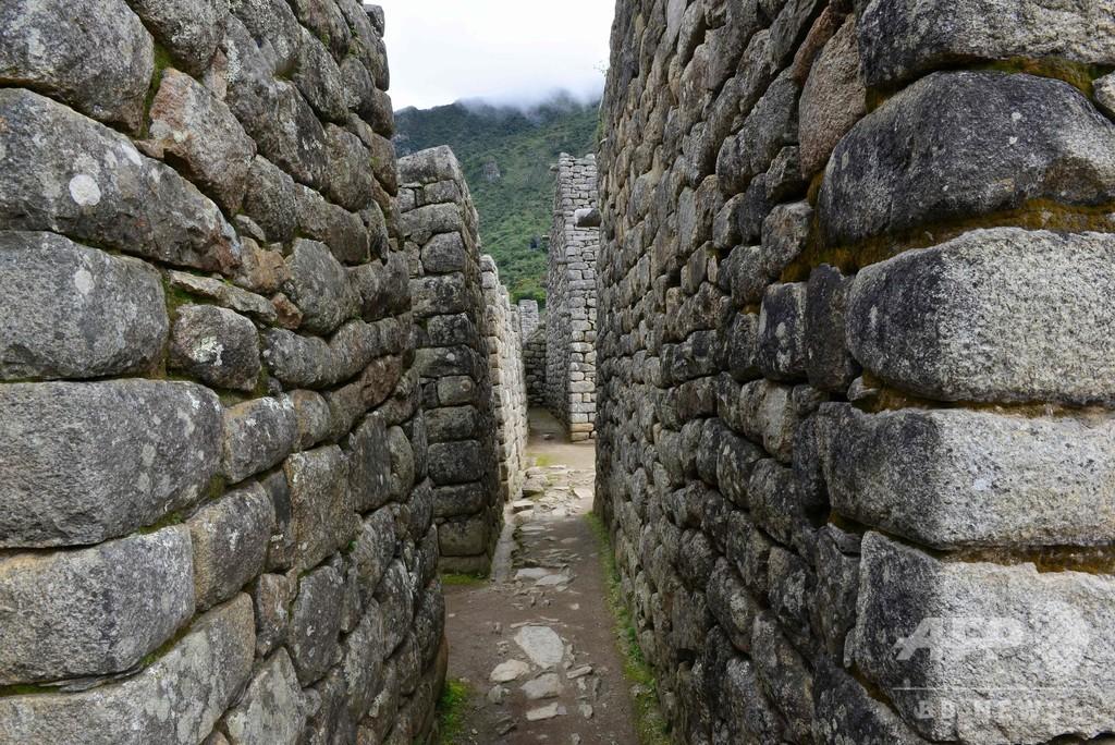 ペルーのマチュピチュ遺跡、7月の再開見送り コロナ懸念で