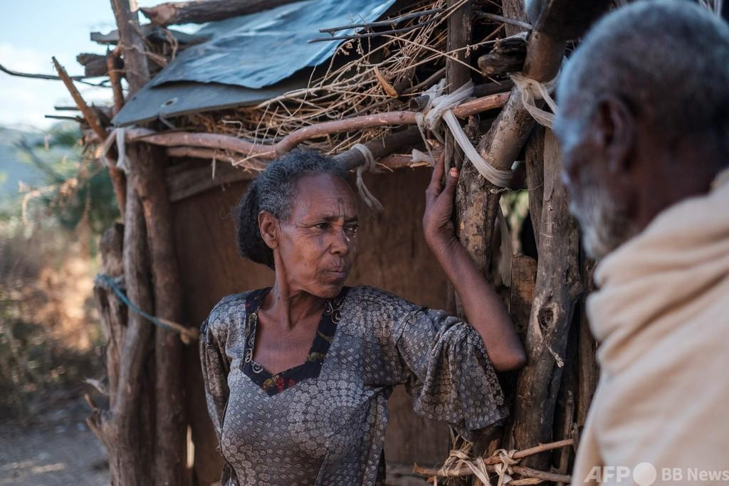 息子は目の前でエチオピア軍に殺された…ティグレ州の村人ら、恐怖の証言 AFP独占取材