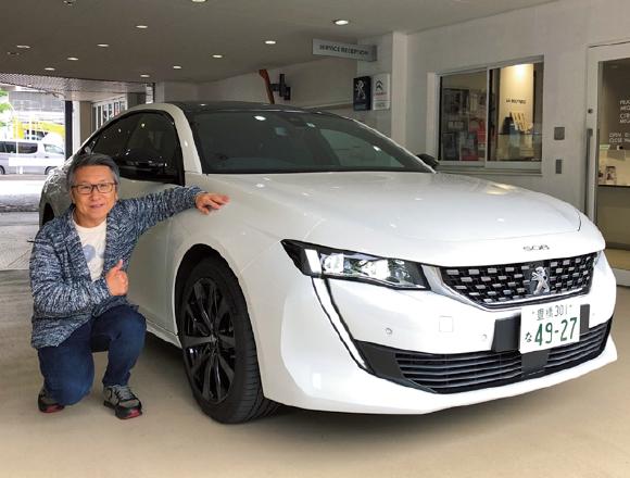 松田秀士(写真/プジョー508(広報車))令和元年、新車はこの20台が欲しい!