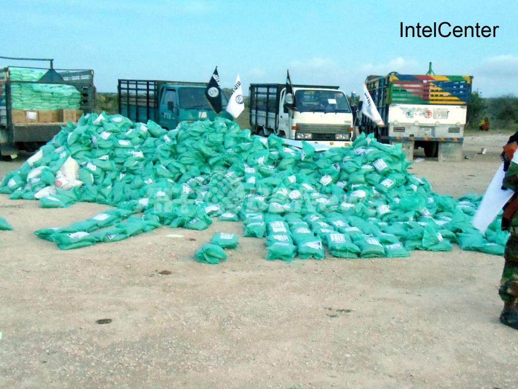 アルカイダ、食糧危機のソマリアを支援 米分析機関
