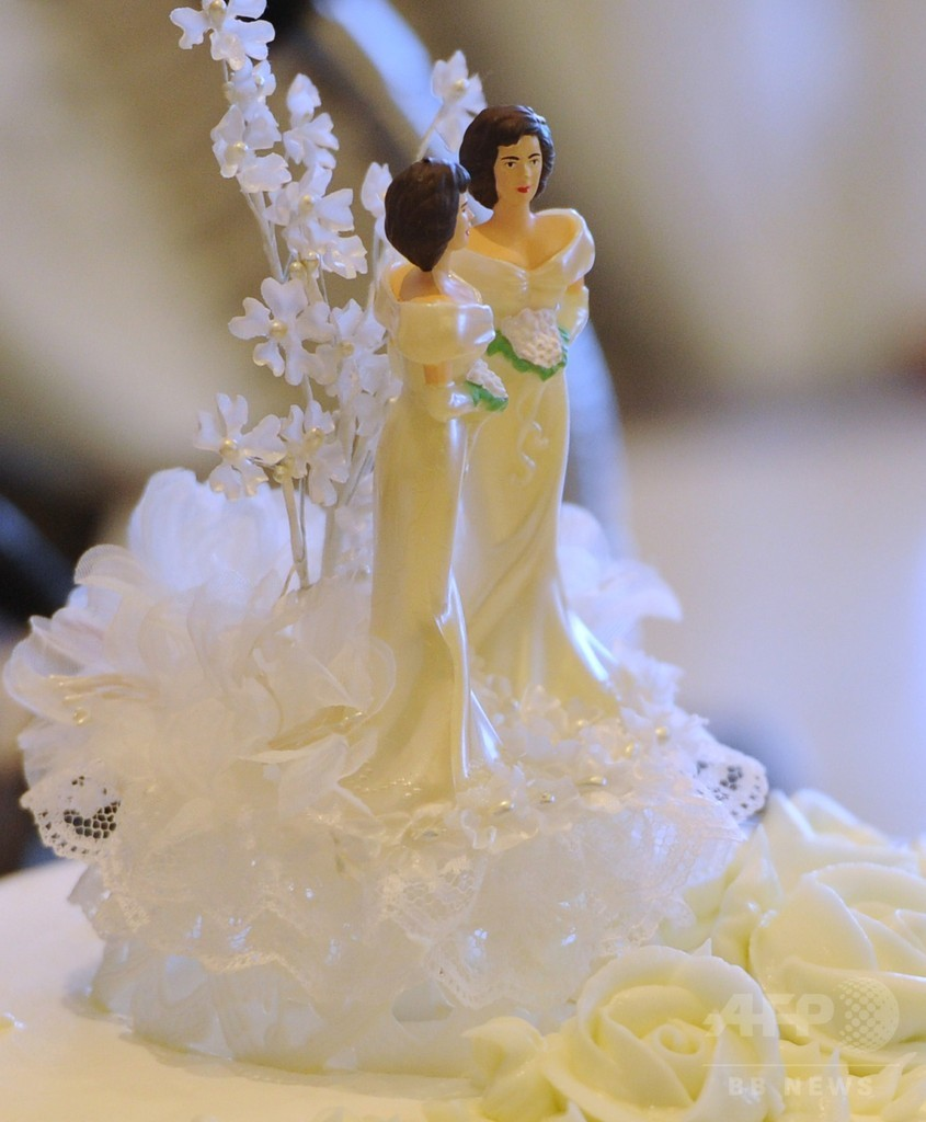 米最高裁、同性婚の是非を最終判断へ 全米で合法化の可能性も