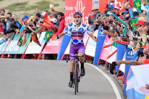 【今日のブエルタ】マドラソが第5S優勝、ロペスが総合首位に