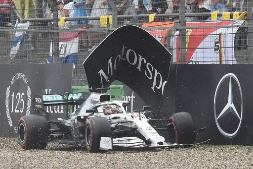 「報い受けた」 悪夢のドイツGP終えたメルセデス、代表が慢心指摘