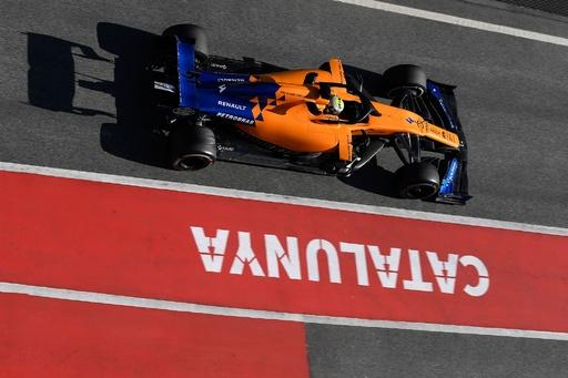 【写真特集】F1第2回バルセロナ合同テスト初日