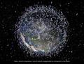 悪化する宇宙ごみ問題、「飛んでいる弾丸」75万個 専門家
