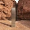 米砂漠で謎の「モノリス」発見 正体めぐり奇説飛び交う