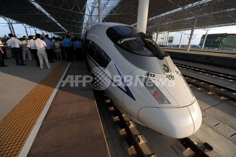 中国高速鉄道、相次ぐ大規模遅延 国営メディアが「忍耐」呼びかけ