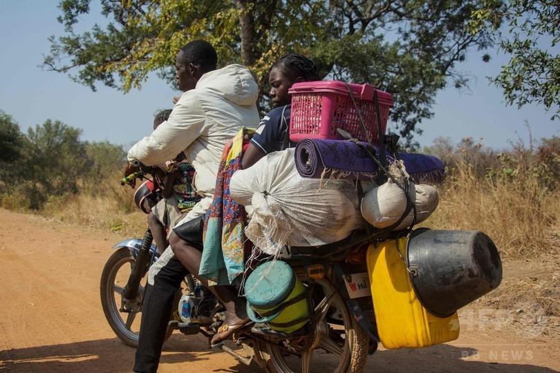 中央アフリカ、武装集団抗争の悪夢 数万人が避難