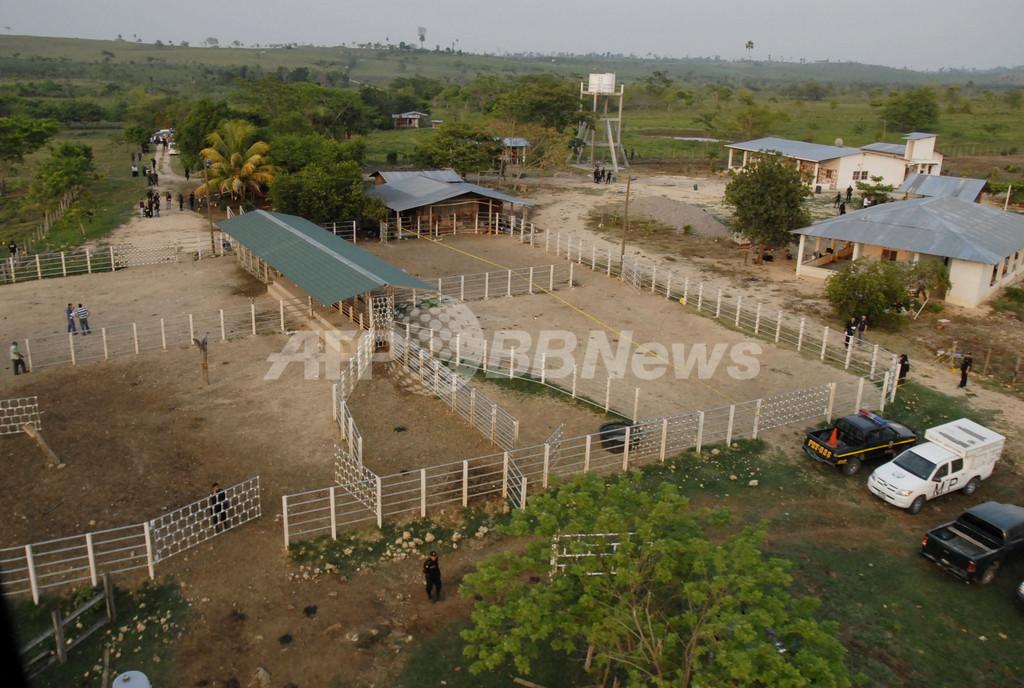 農場に頭部切断27遺体、麻薬組織犯行か グアテマラ