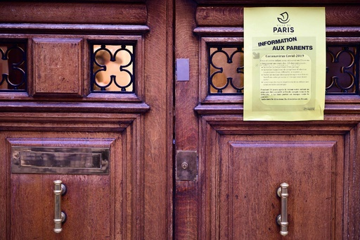 パリで新型ウイルスにより男性1人死亡 仏人の死者は初