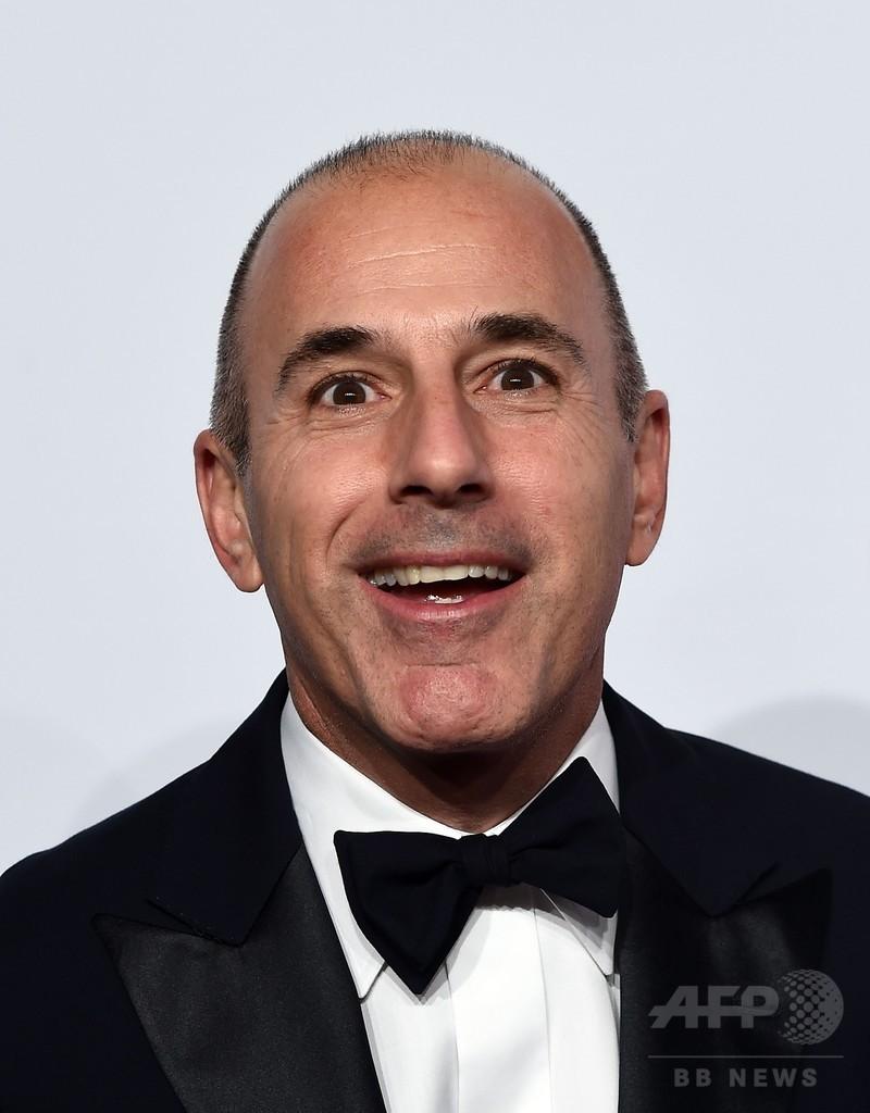 米NBC人気キャスター、性的違法行為で解雇 トランプ氏も反応