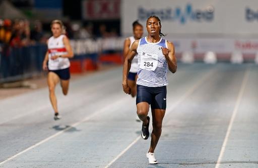 「私はスーパーナチュラル」 セメンヤ、200mでの五輪出場に意欲