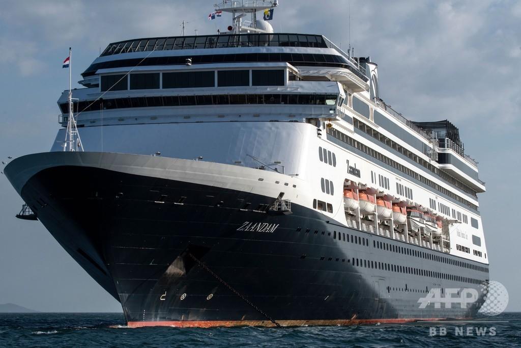 パナマ政府、感染確認のクルーズ船に運河通航を許可 写真5枚 国際 ...