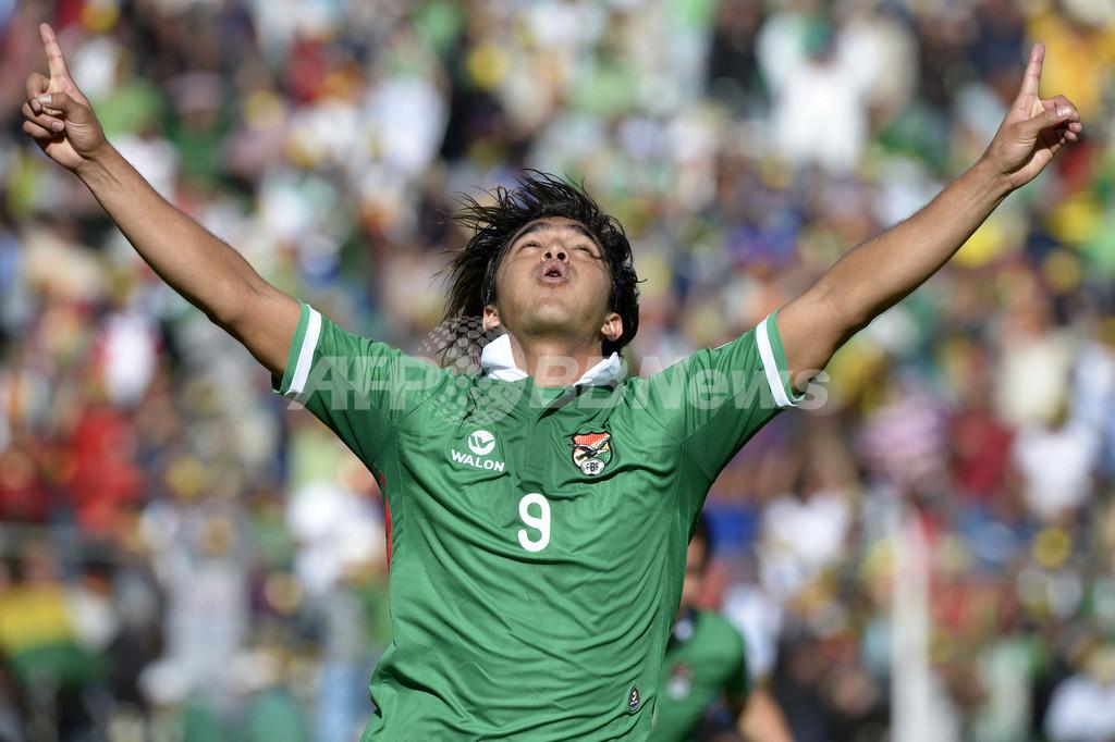 アルゼンチン、高地でのボリビア戦でドロー W杯南米予選