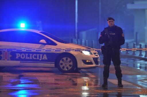 米大使館に爆発物攻撃、手りゅう弾か 犯人は自爆 東欧モンテネグロ