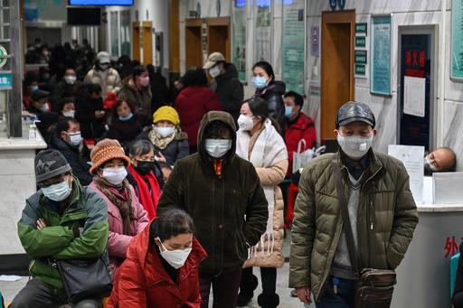 マスクの強制着用、中国の2省と3都市で発令