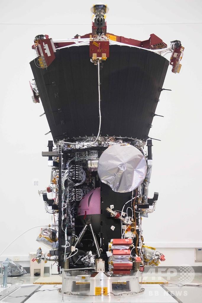 太陽コロナの謎、解明に前進 NASA探査機