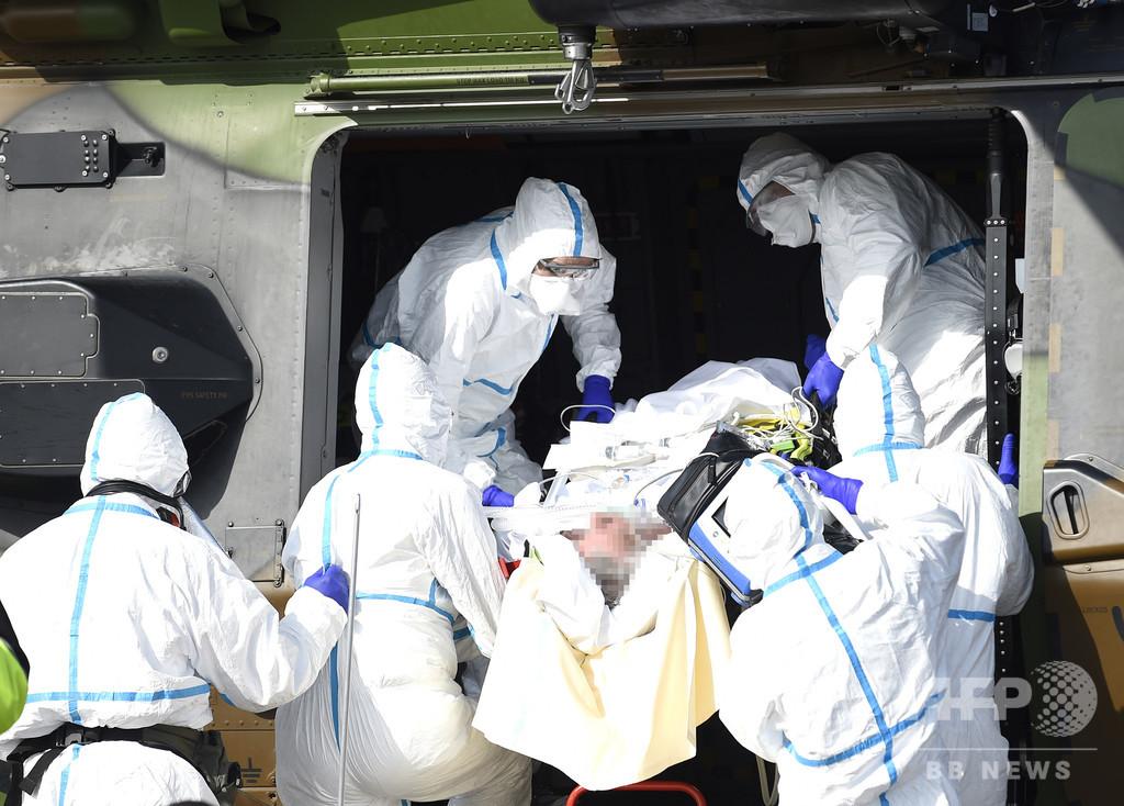 新型コロナ世界死者、3万人超える イタリアが1万人 AFP集計