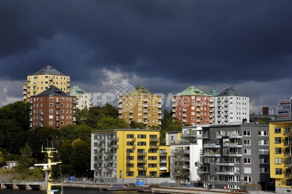 スウェーデン若者の売春、男性が女性の2倍以上