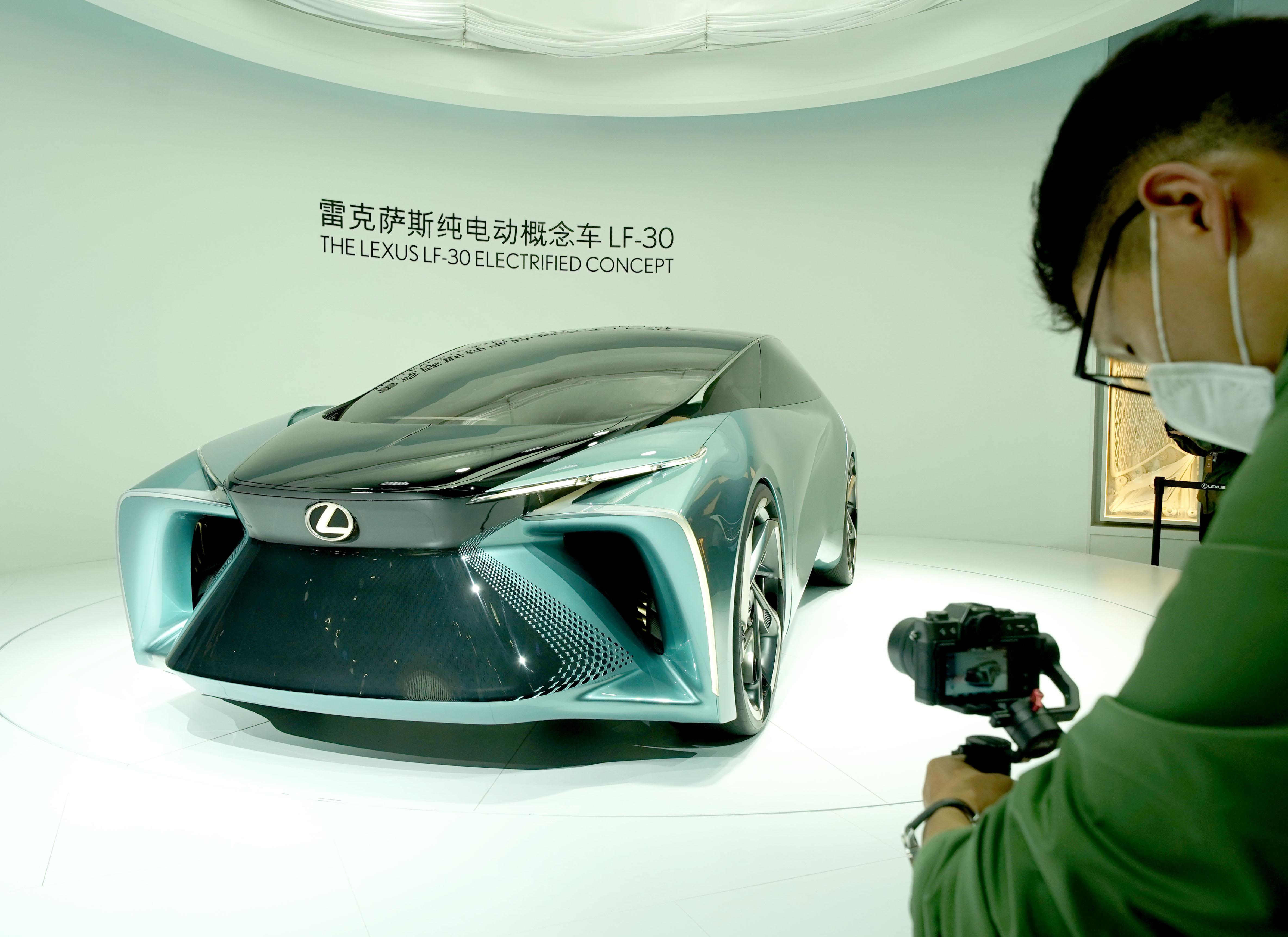 北京モーターショー、中国の自動車産業に三つのシグナル
