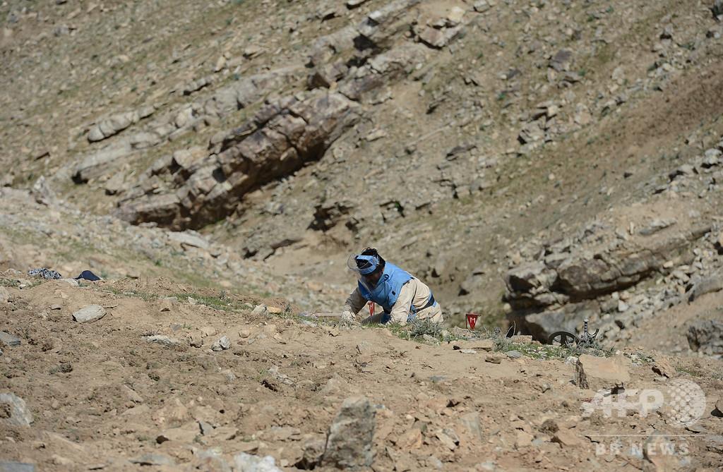 地雷踏み子ども7人死亡、アフガニスタン 後絶たぬ民間人死者