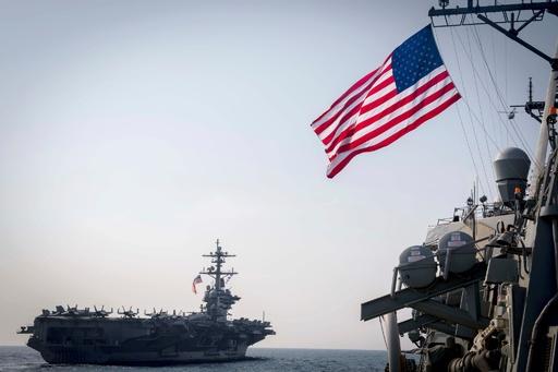 米韓、最大の合同軍事演習「中止」へ
