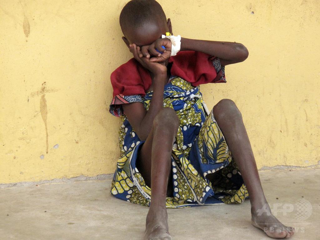 ボコ・ハラム地域、学校に通えない子ども100万人 ユニセフ