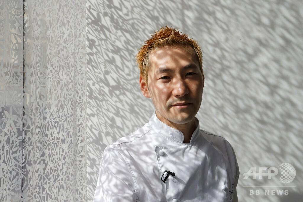 ミシュランで三つ星獲得の小林圭さん、フランス滞在での「変化」語る
