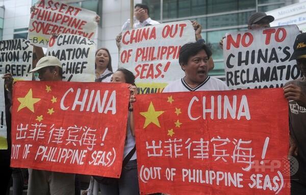 中国の南シナ海開発は「平和損ねる」、ASEAN首脳会議で声明