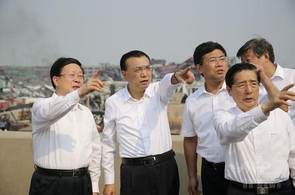 天津爆発、倉庫所有会社の幹部 「他人名義」で自社株所有
