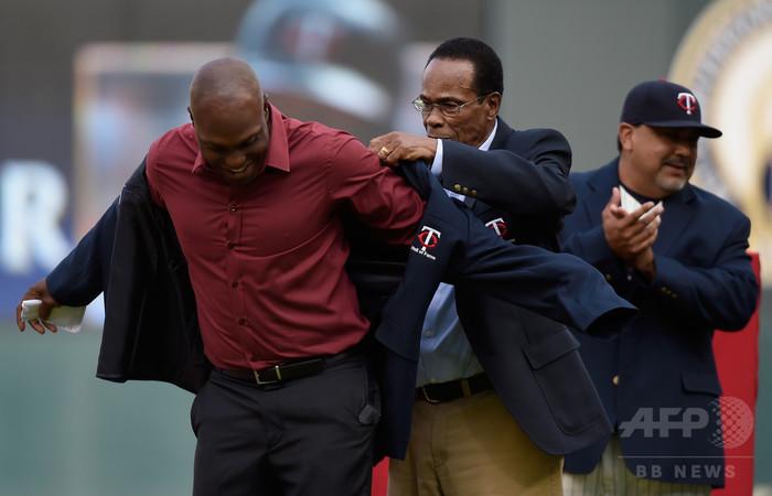 元MLBの名選手カルー氏、29歳で死去した元NFL選手の心臓提供を受ける