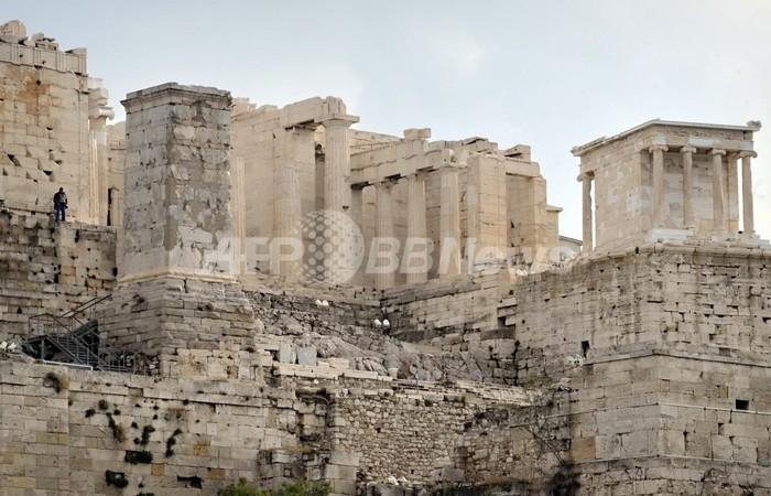 「遺跡貸します!」財政難のギリシャが苦肉の策