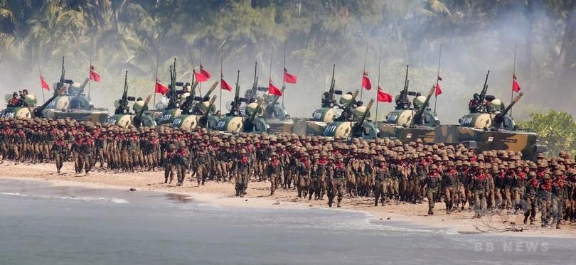 軍 ミャンマー