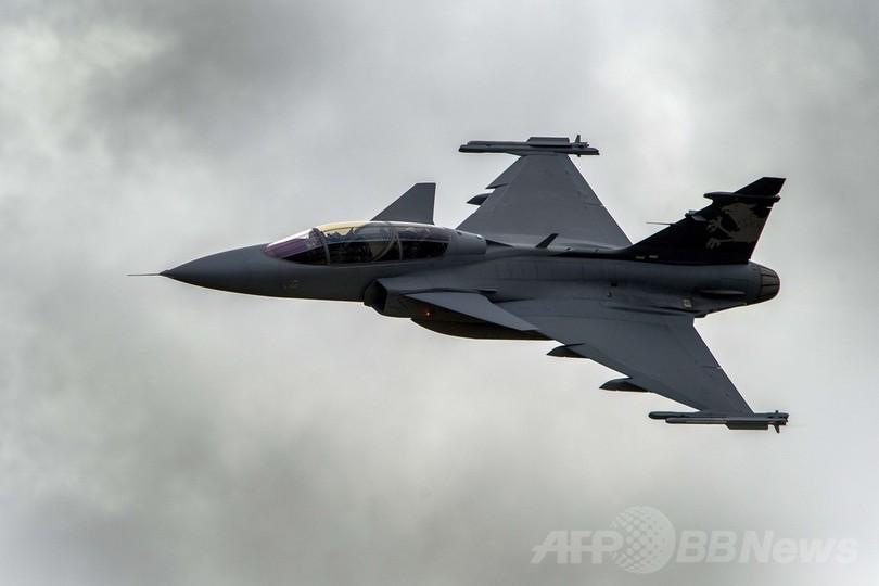 ブラジルの次期戦闘機、グリペンNGに決定 36機購入