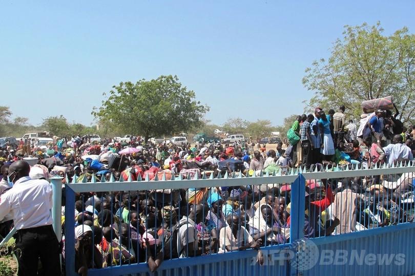 南スーダンで国連基地襲撃、PKOインド兵3人死亡