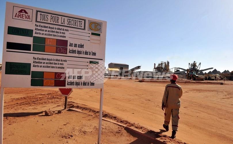 ニジェールの仏ウラン加工施設などに爆弾攻撃、マリ武装勢力が犯行声明