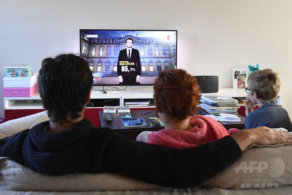 昨年のテレビ平均視聴時間、最も長かった国が明らかに 報告書