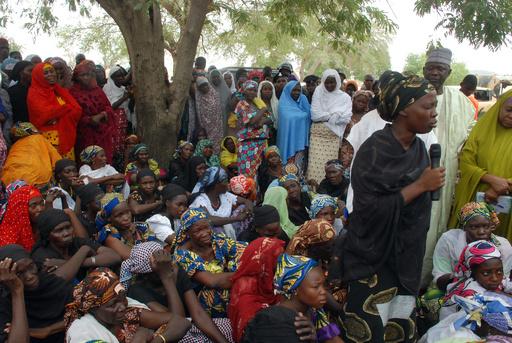 ナイジェリア少女集団拉致、捜索協力の米専門家らが現地入り
