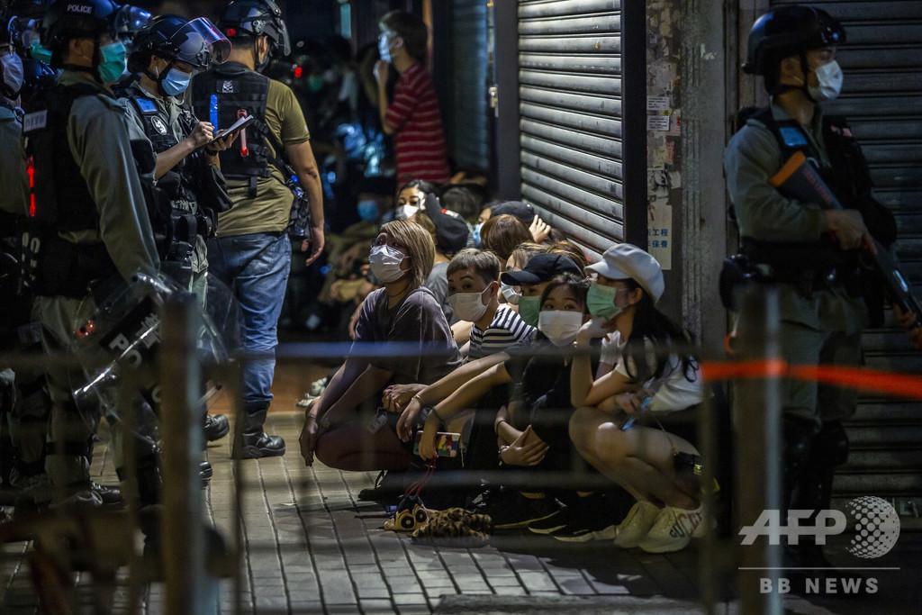 中国大使、在香港カナダ人の「健康と安全」を警告 香港人の難民認定めぐり