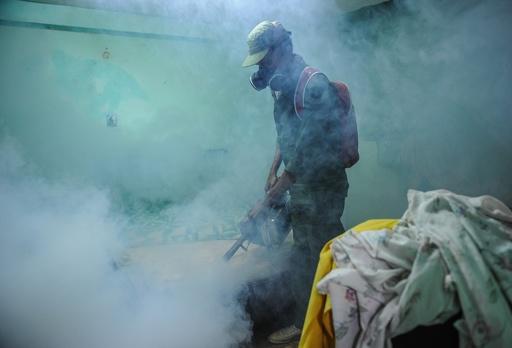 キューバ駐在外交官の謎の脳損傷、殺虫剤が原因? カナダ研究