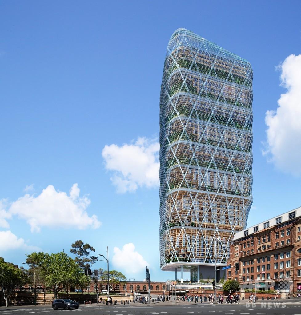 豪アトラシアン、シドニーに世界最高層のハイブリッド木造ビル建設へ