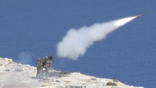 動画:米国務省、台湾への戦車・ミサイル売却を承認 2400億円相当 ミサイルの発射映像