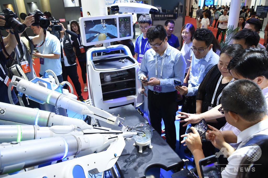 2019年中国のロボット市場、86.8億ドルと予想 中国電子学会