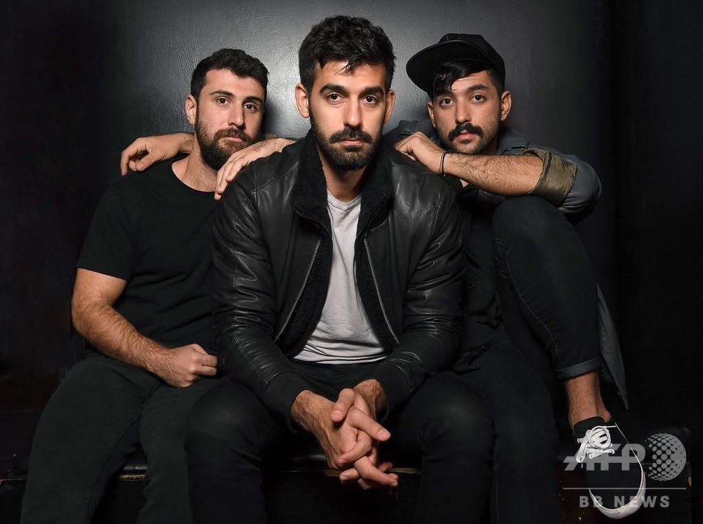 レバノン、同性愛肯定バンドの公演中止 「流血回避」で