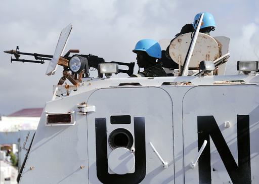 ソマリア北東部でバス爆発、国連職員6人死亡