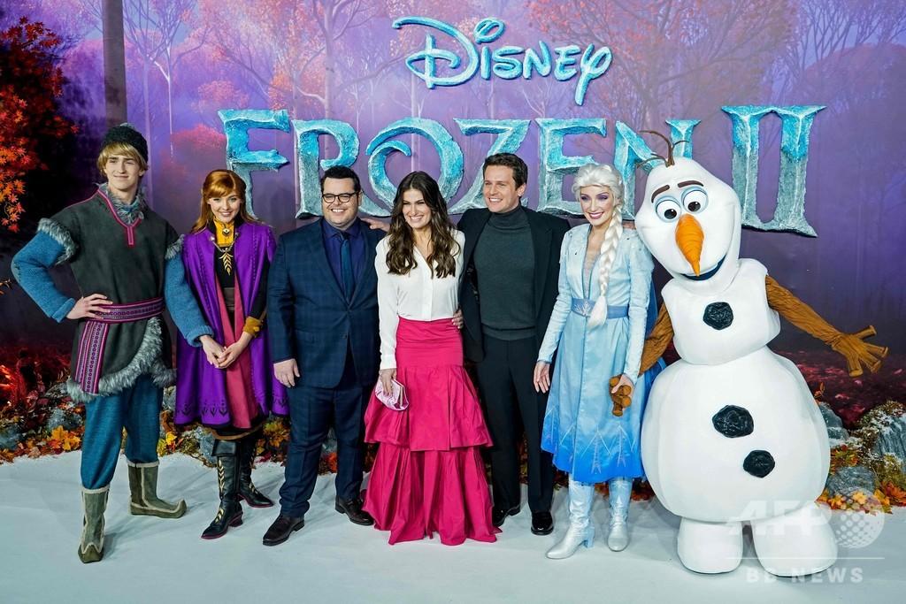 『アナ雪2』、北米興収で首位 感謝祭含む週末で最高記録更新
