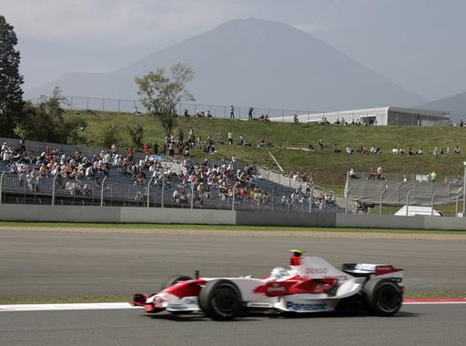 ラルフ・シューマッハ 日本GP・フリー走行1回目は15番手