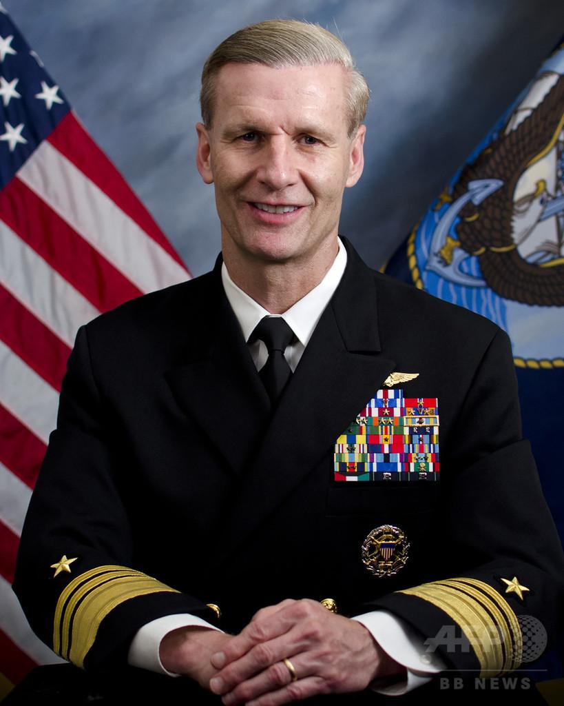 米海軍、第7艦隊司令官を解任 相次ぐ衝突事故を受け 写真1枚 国際 ...